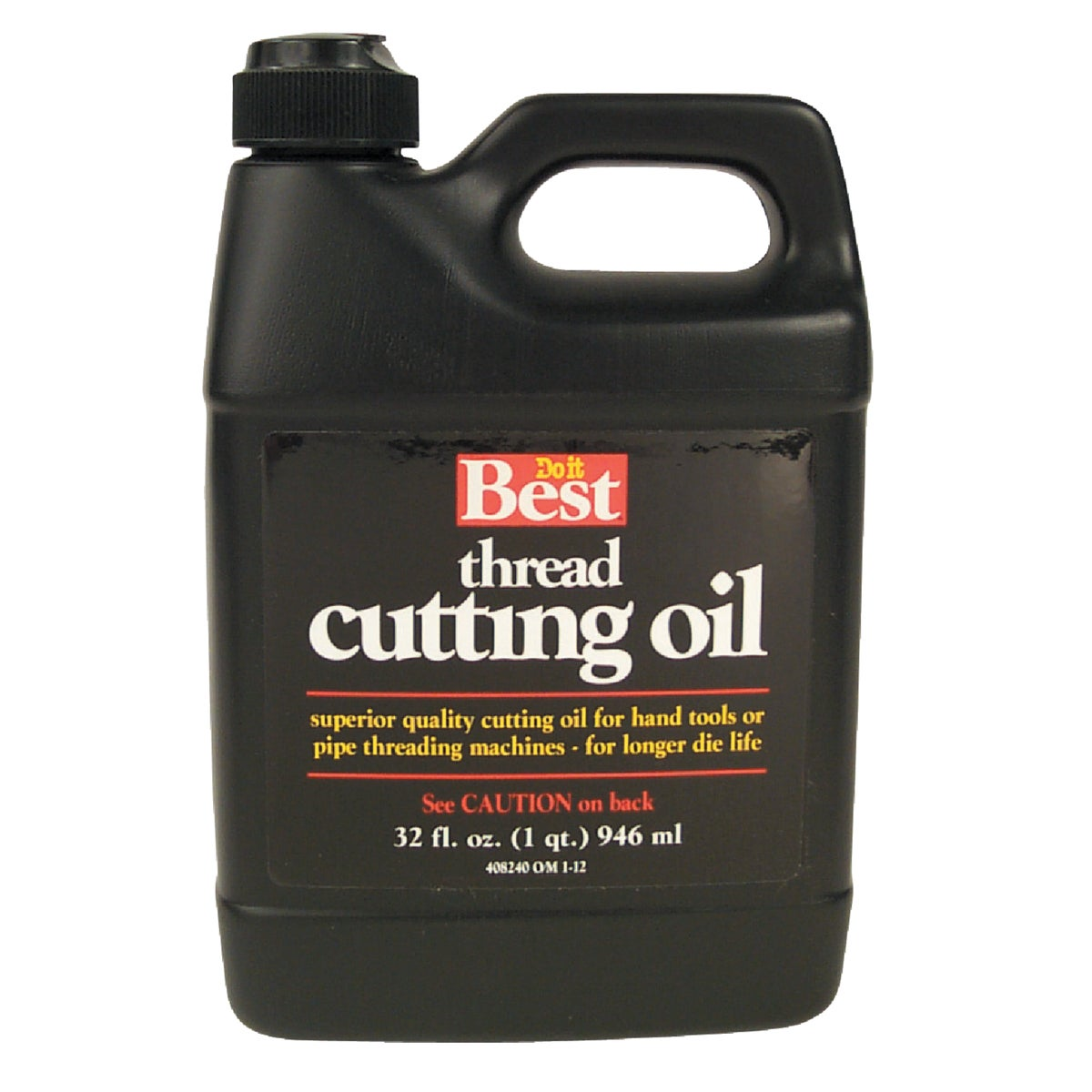 QUART THREADCUT OIL - 016120 by Wm H Harvey Co