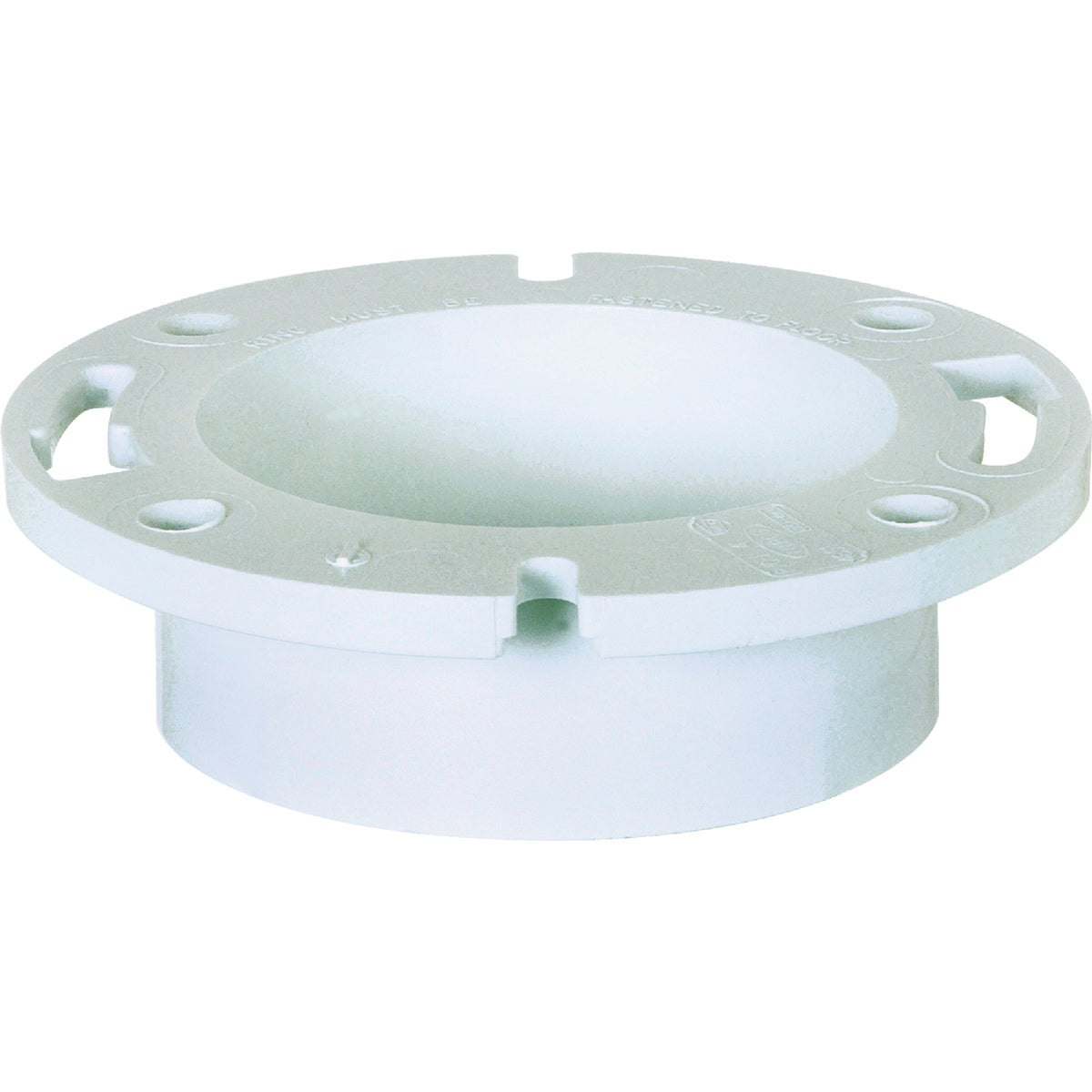 4X3 PVC CLOSET FLANGE - 886-P by Sioux Chief Mfg