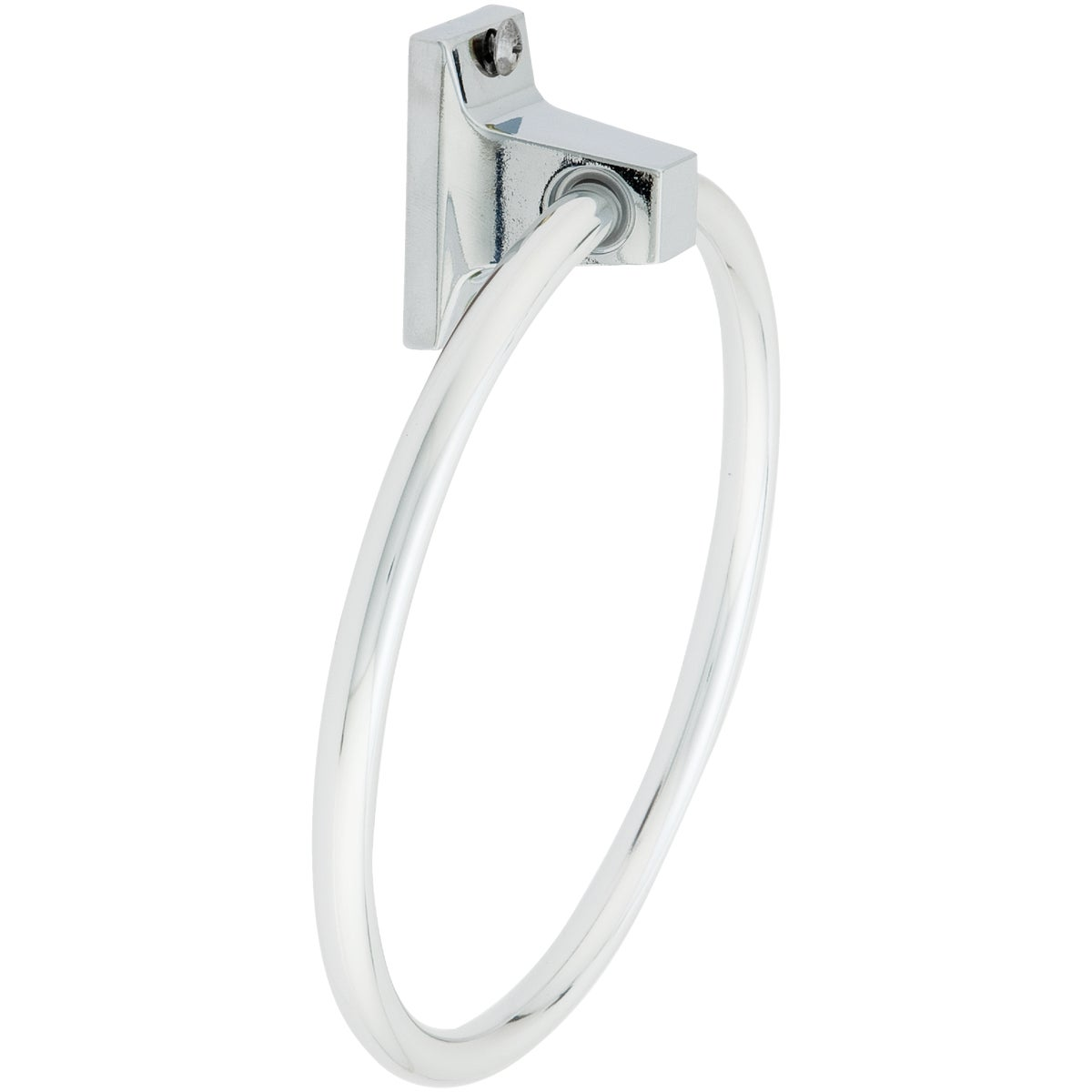CHROME TOWEL RING - 408801 by Do it Best