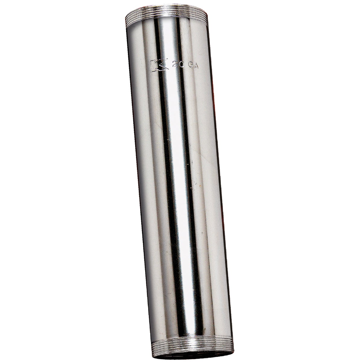 1-1/4X12 THREADED TUBE - 1161K by Plumb Pak/keeney Mfg