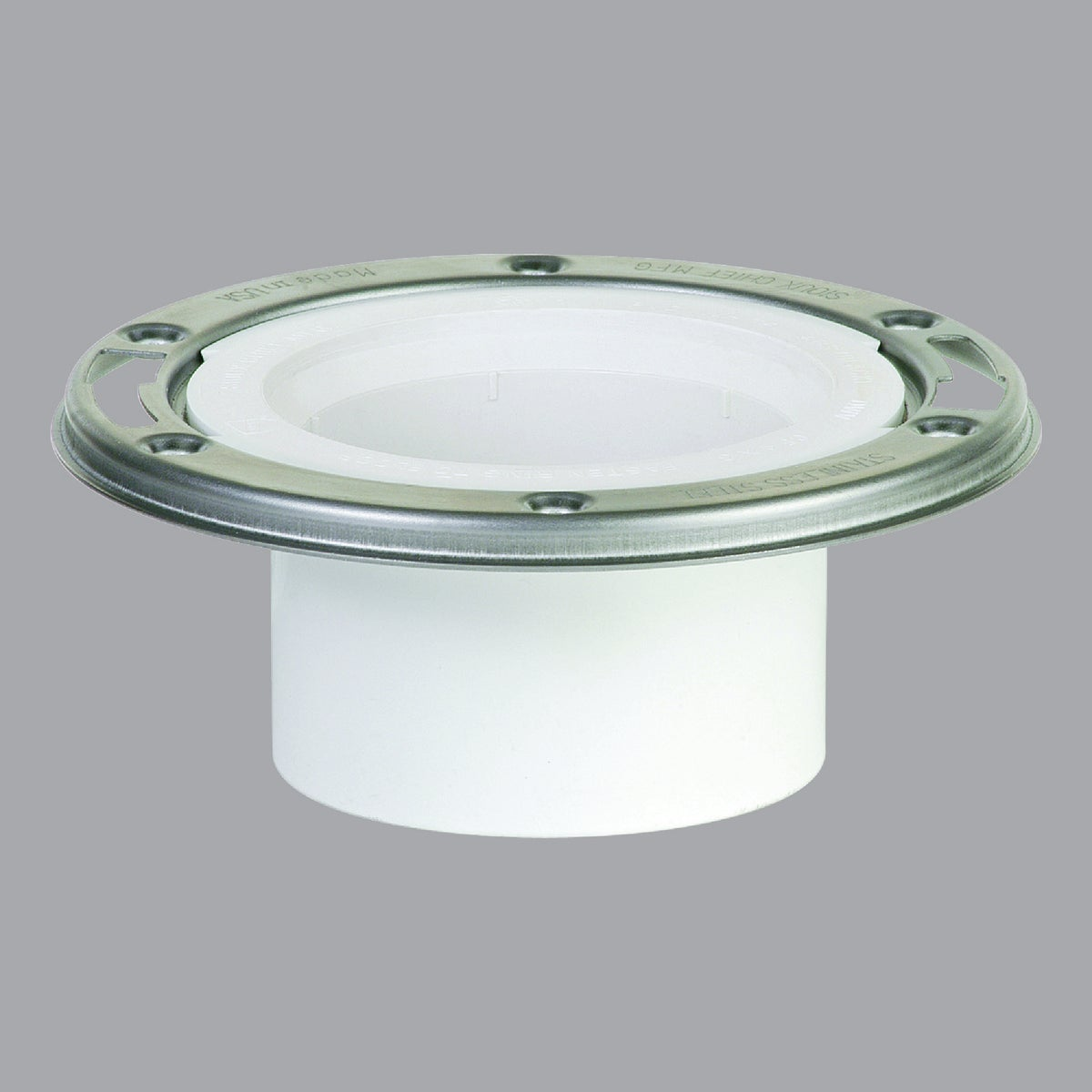 4X3 SS PVC CLOSET FLANGE - 887-PM by Sioux Chief Mfg