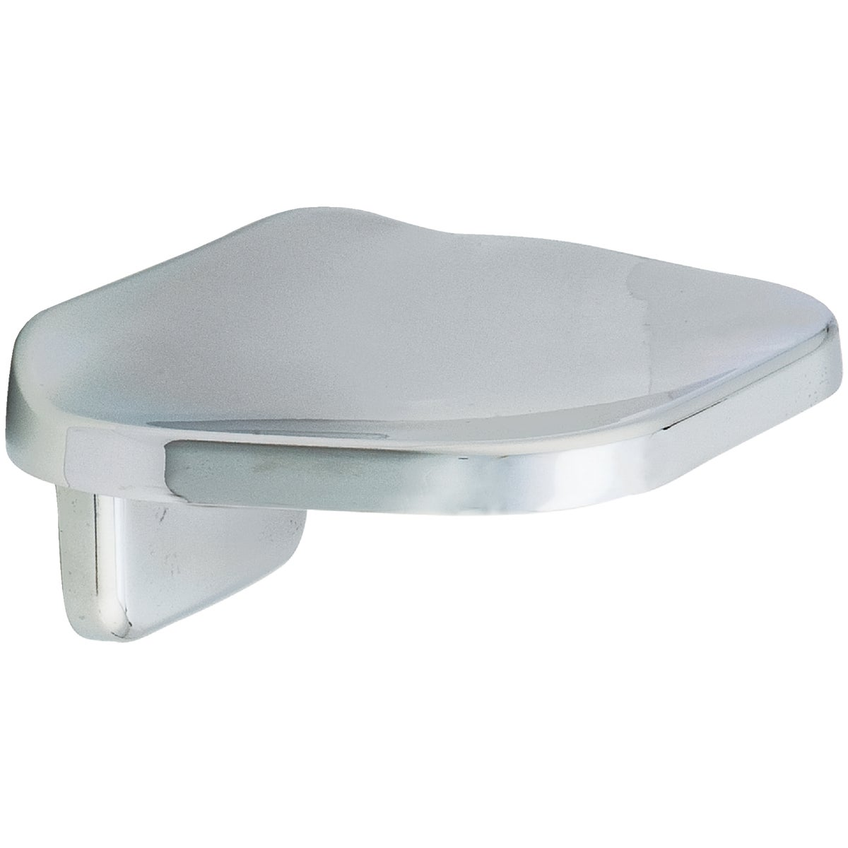 CHROME SOAP DISH - 409043 by Do it Best