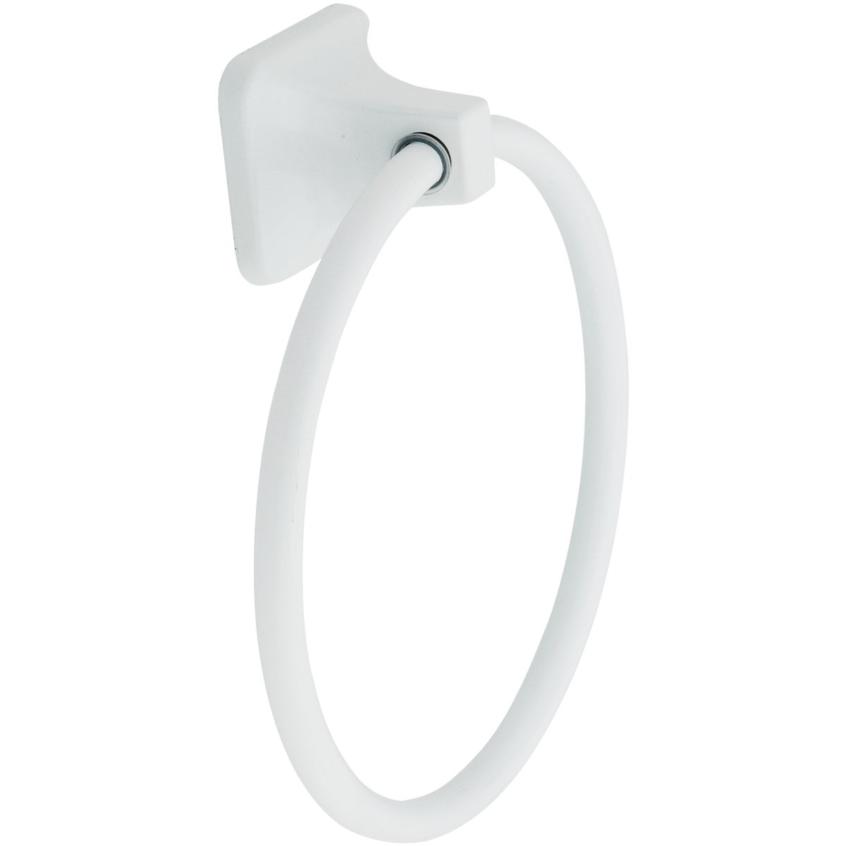 WHITE TOWEL RING - 409579 by Do it Best