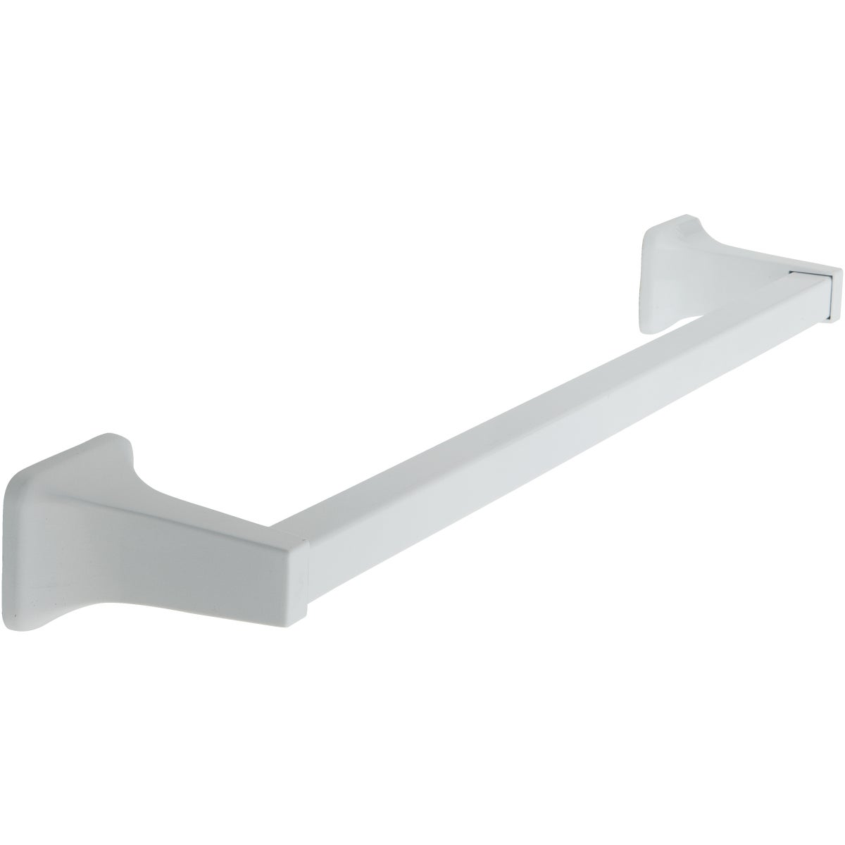 "18"" WHITE TOWEL BAR - 409640 by Do it Best"