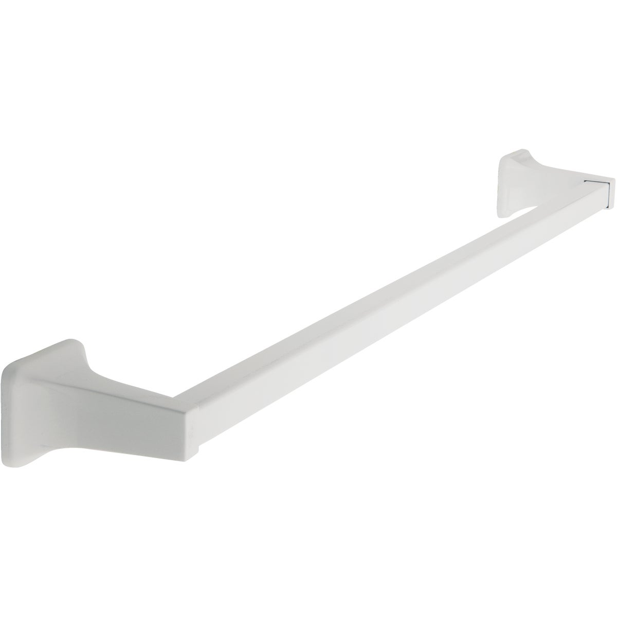 "24"" WHITE TOWEL BAR - 409739 by Do it Best"