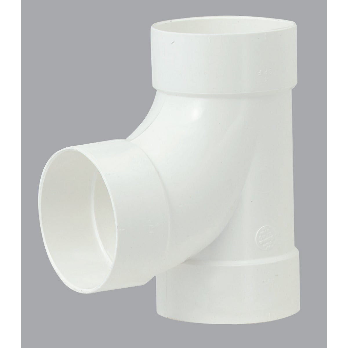 "4"" S&D PVC SANITARY TEE - 41140 by Genova Inc"