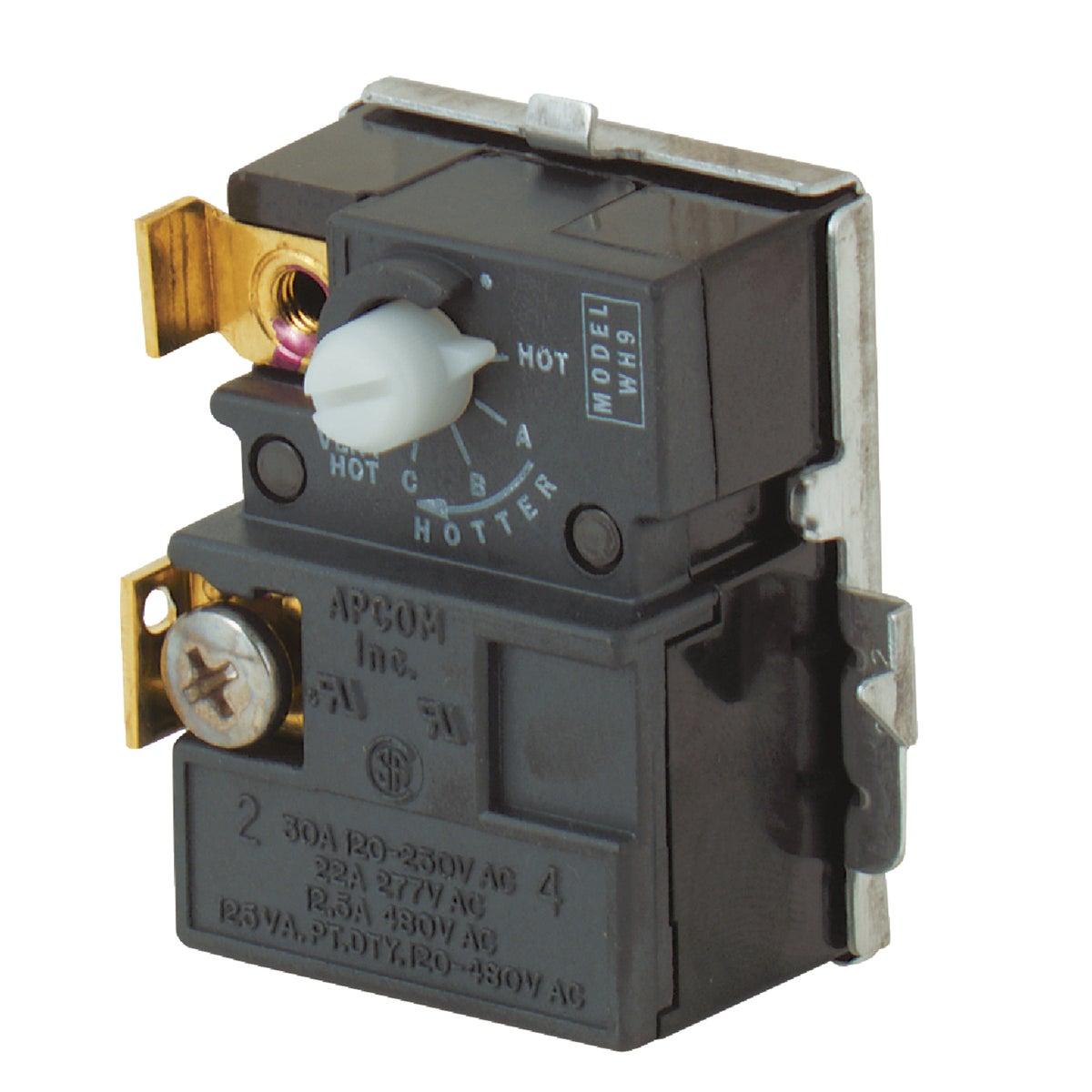 Reliance/State Ind. WH9 THERMOSTAT 9000507