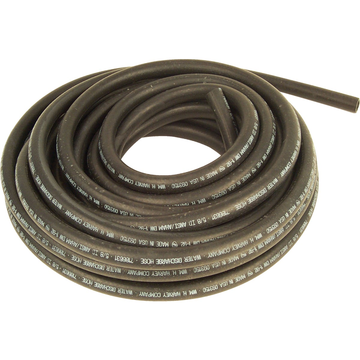 "5/8""X50' DISHWASHER HOSE - 093150 by Wm H Harvey Co"
