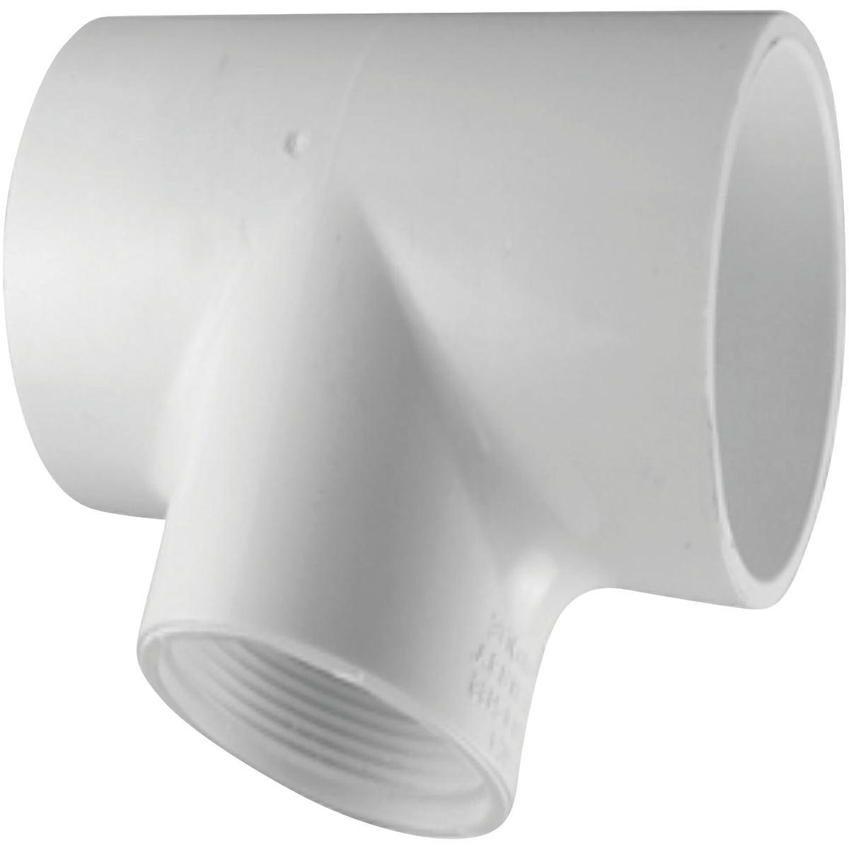 "1/2"" SCH40 PVC SXFIP TEE - 31455 by Genova Inc"