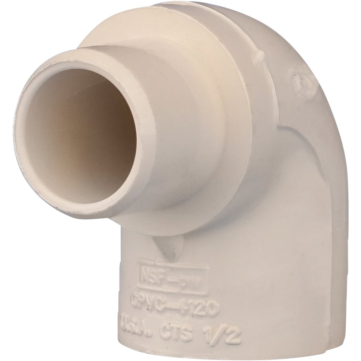 "1/2"" CPVC 90D STRT ELBOW - 52905 by Genova Inc"