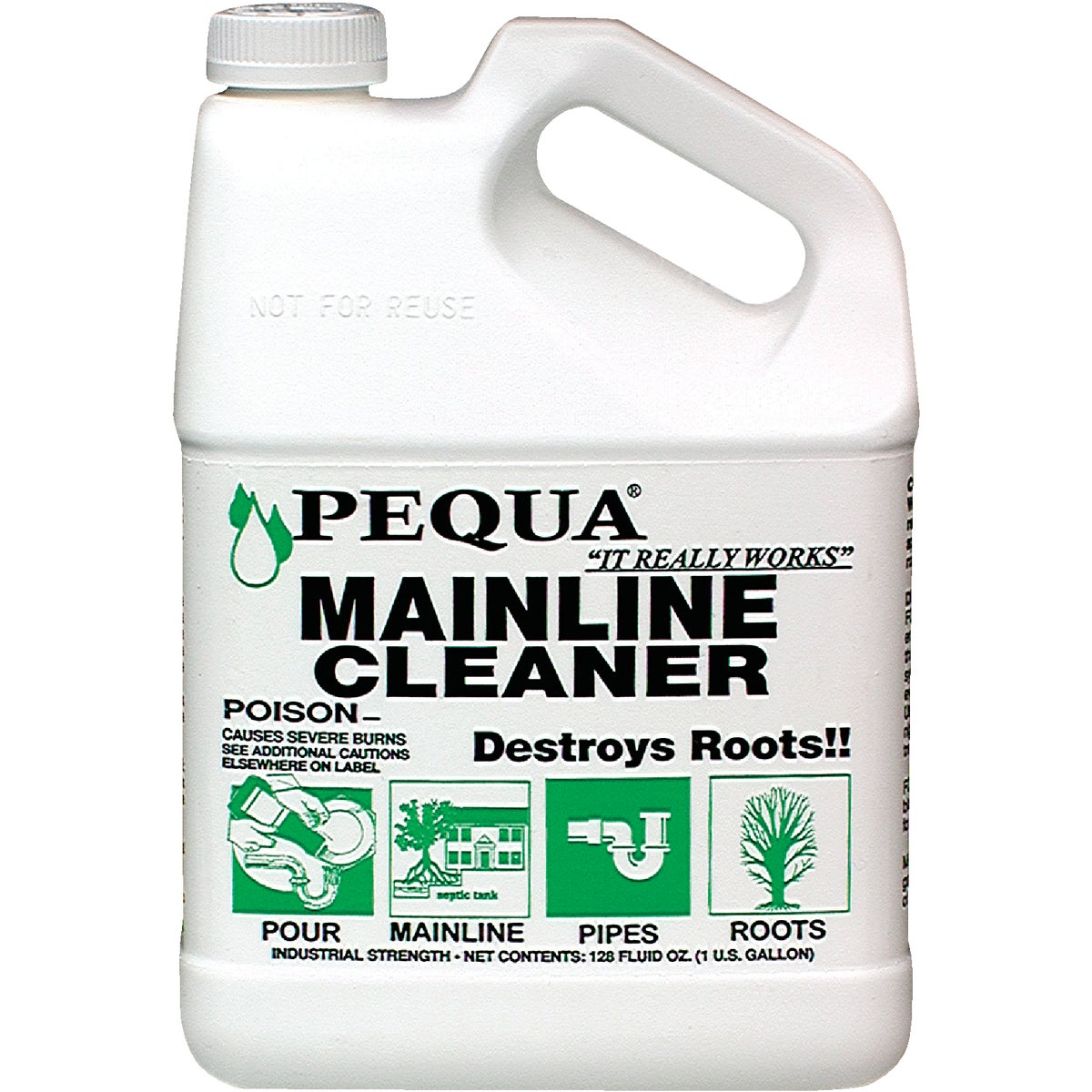 1-GAL MAINLINE CLEANER - P-128 by Pequa Industries Inc