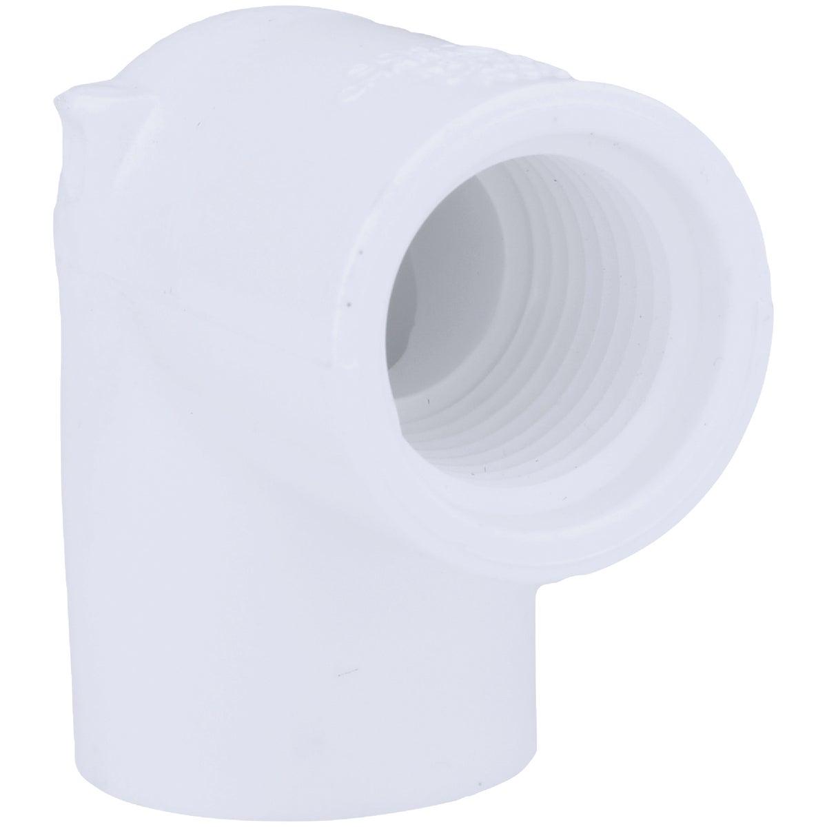 "1/2"" PVC FIPXS 90D ELBOW"