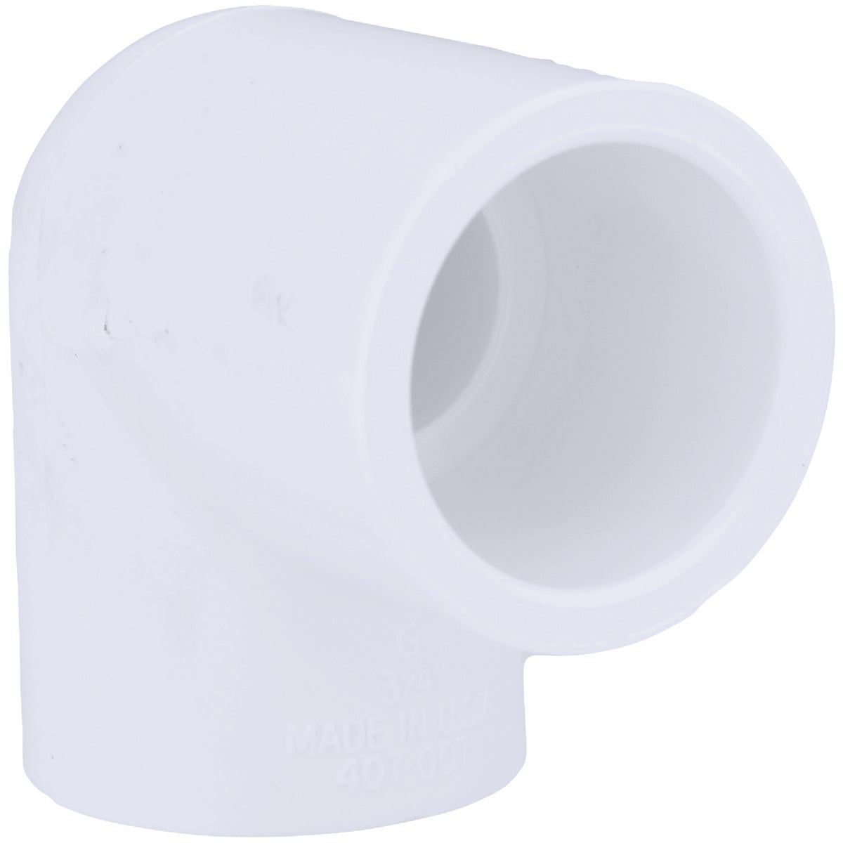 "3/4"" PVC SXFIP 90D ELBOW"