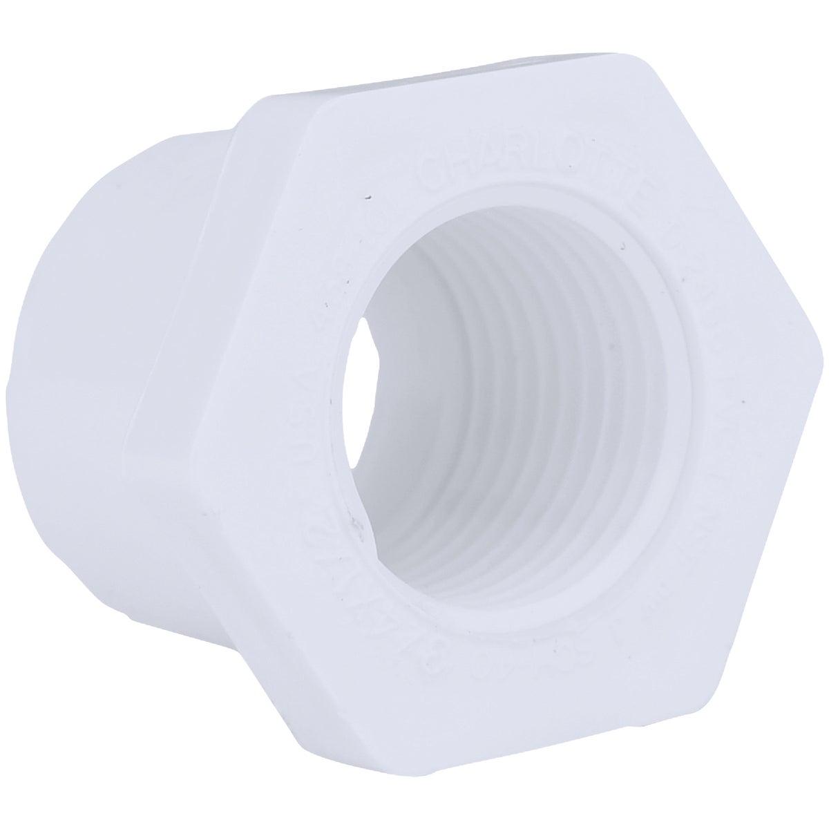 3/4X1/2 PVC SPXF BUSHING
