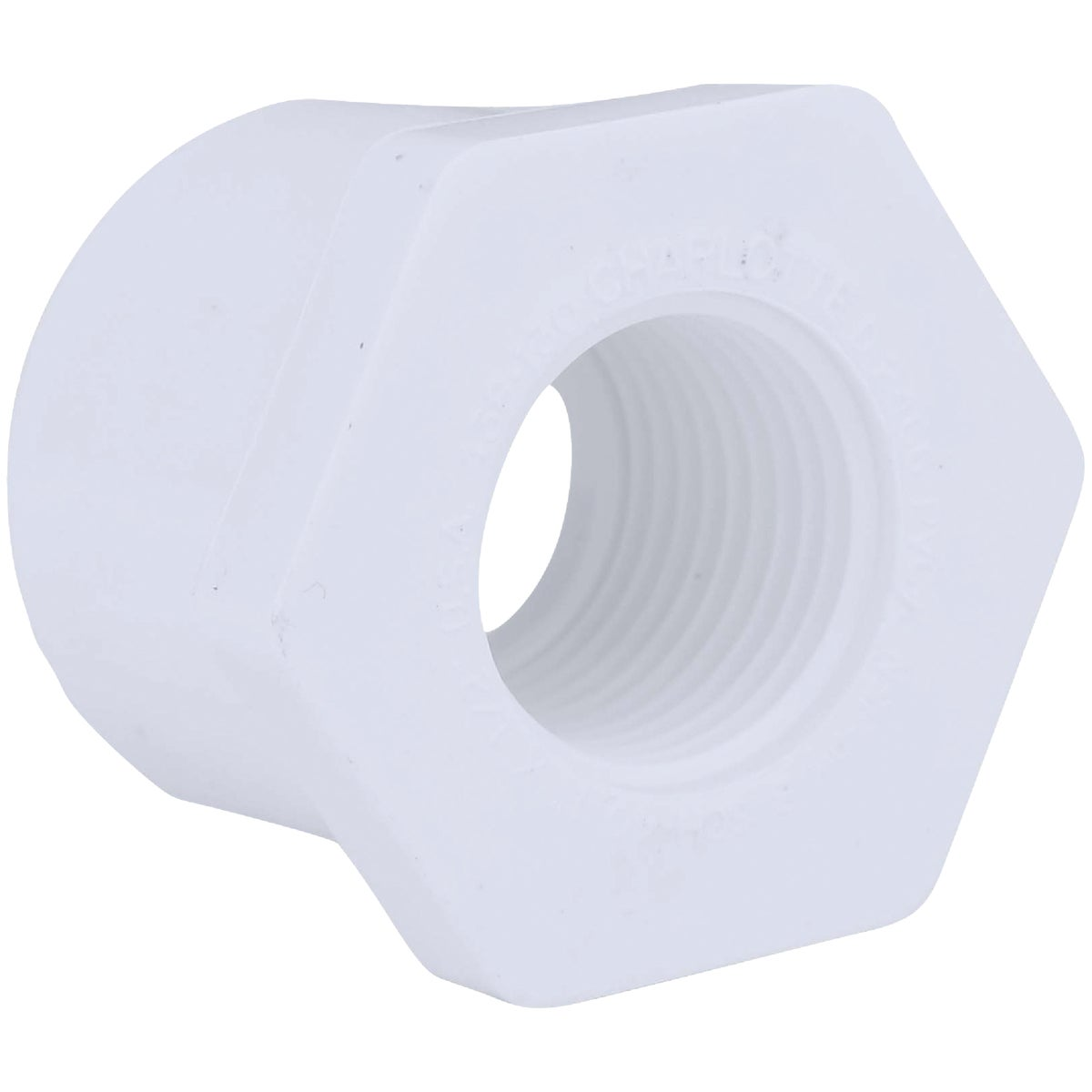 1X1/2 PVC SPXFIP BUSHING - 34215 by Genova Inc
