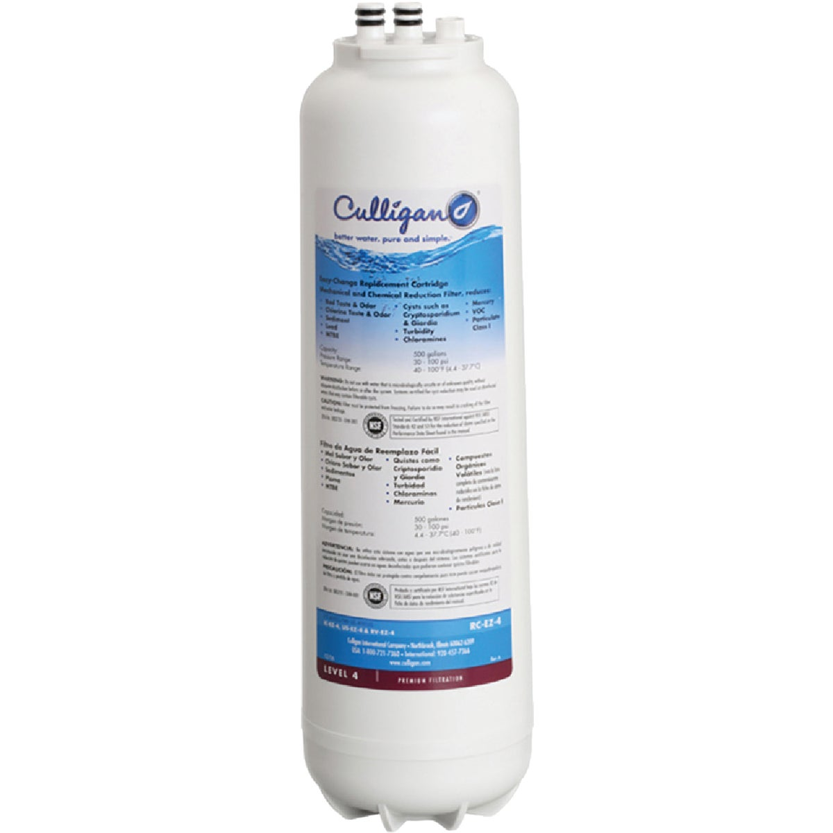 Culligan REPLACEMENT CARTRIDGE RC-EZ-4