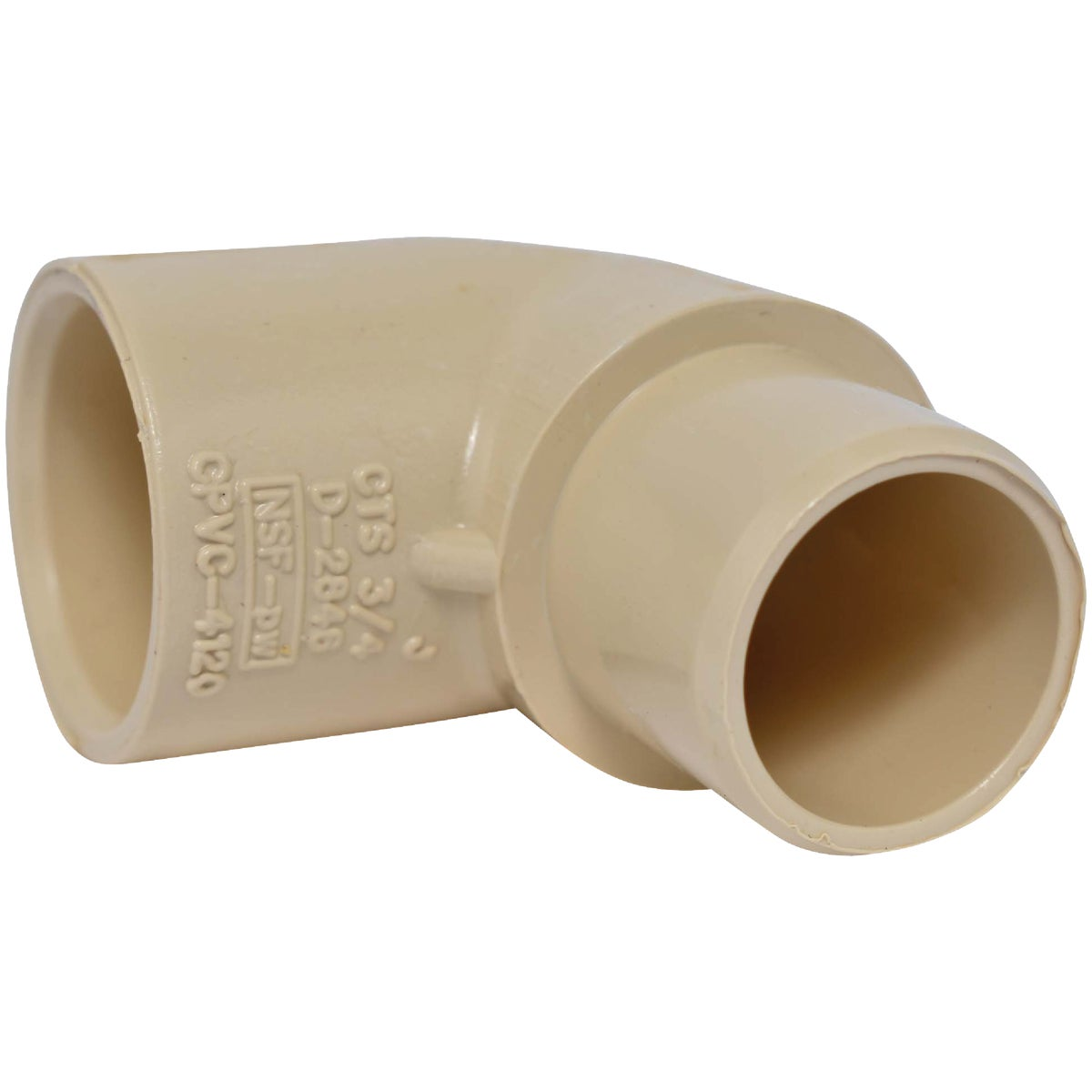 "3/4"" CPVC 90D STRT ELBOW - 52907 by Genova Inc"