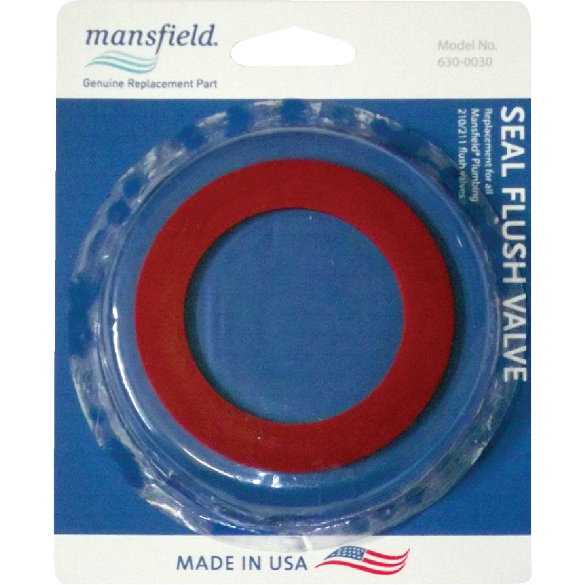 FLUSH VALVE SEAL KIT - 106300030 by Mansfield Plumbing