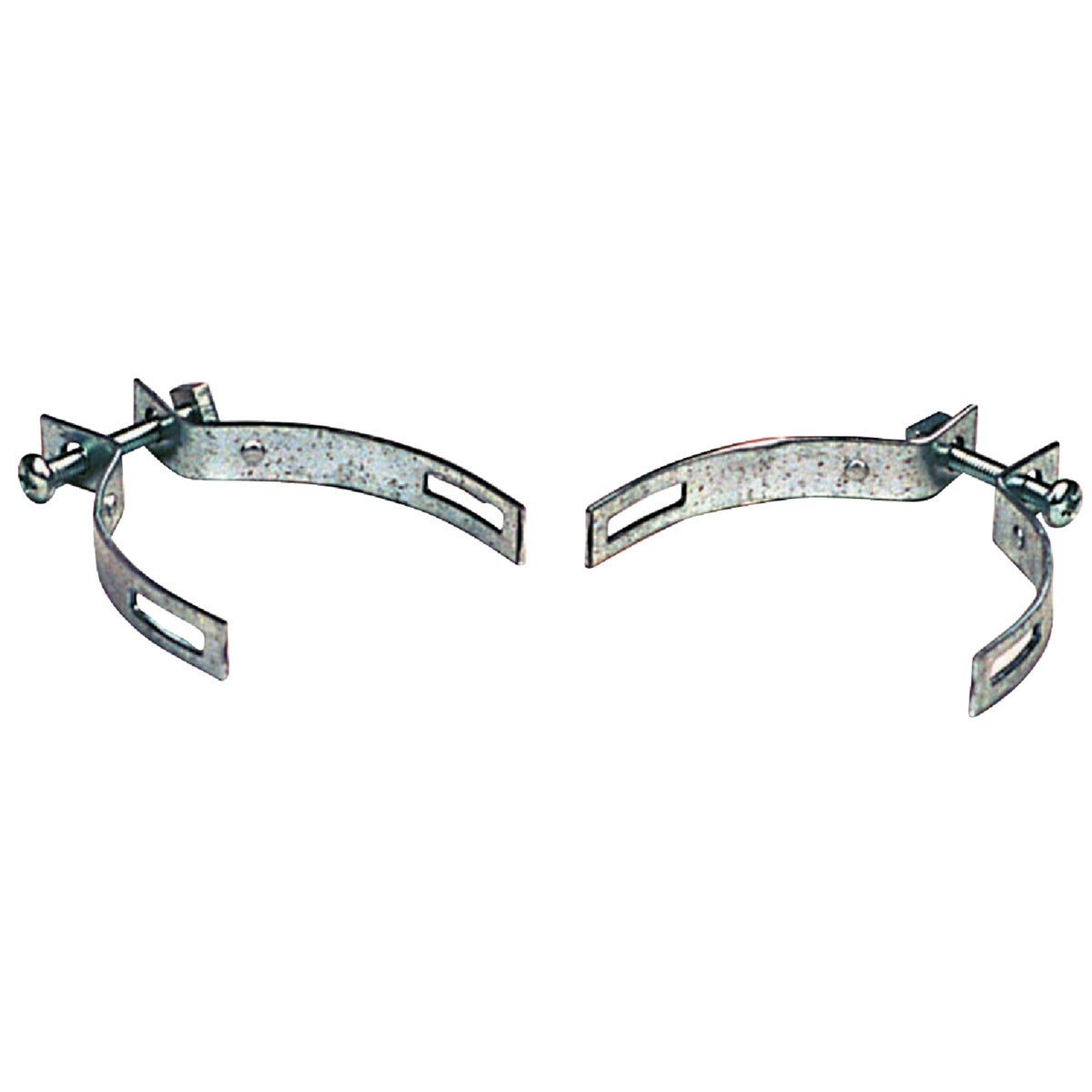 1 PAIR MOTOR CLAMPS - 2715 by Dial Manufacturing