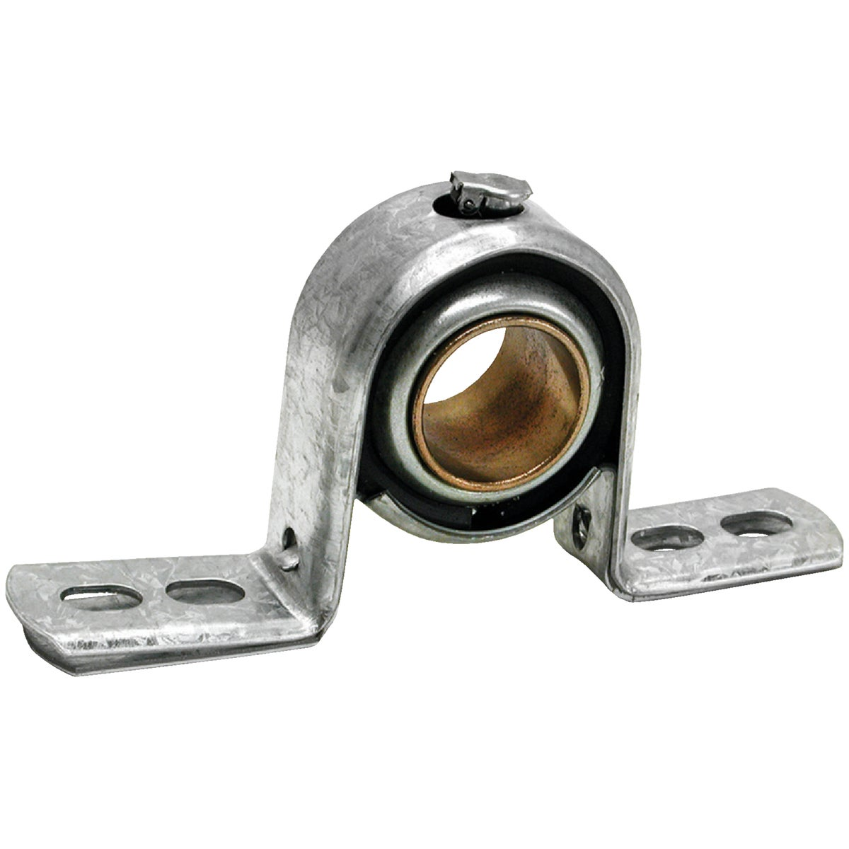 "1"" HIGH PILLOW BLOCK - 6656 by Dial Manufacturing"