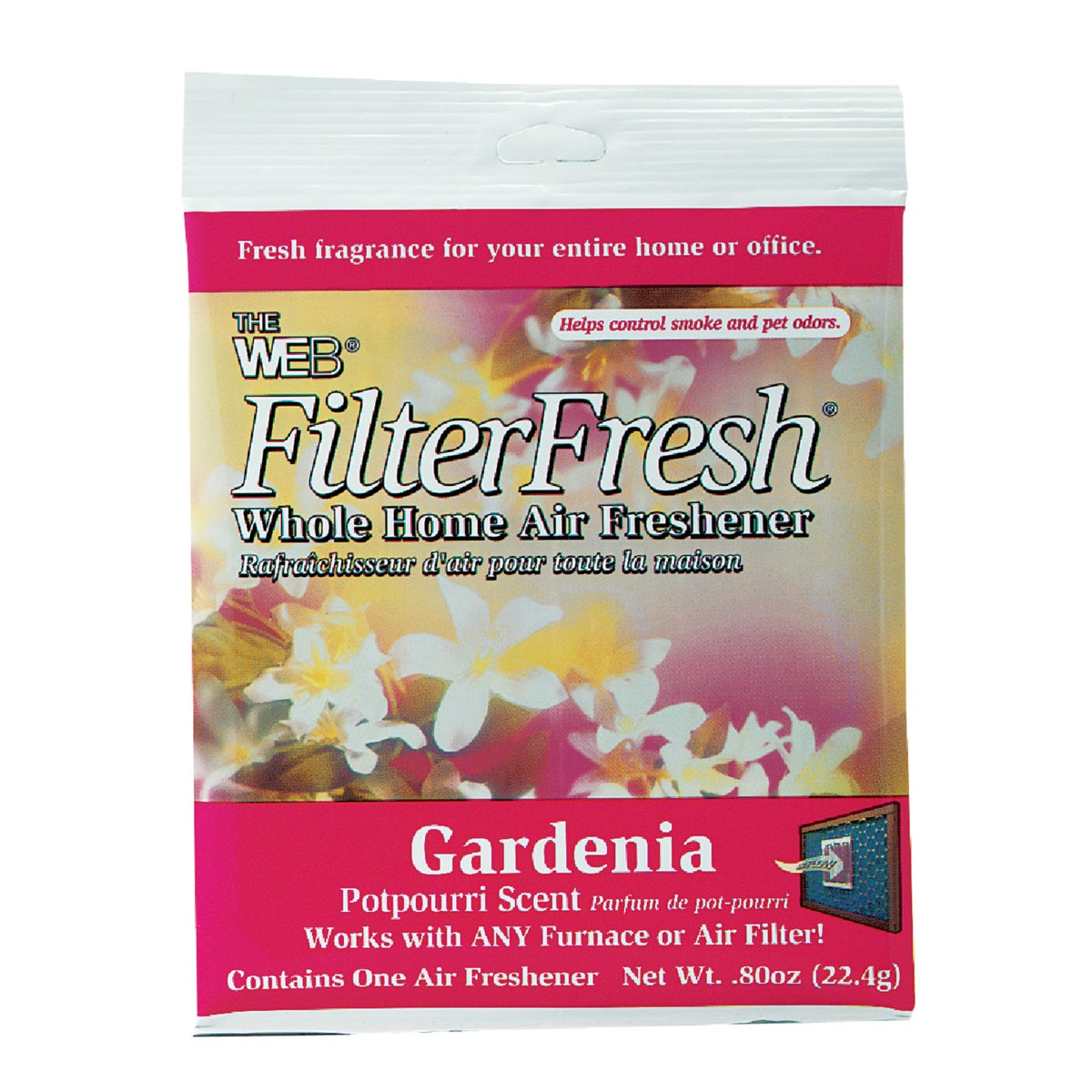 GRDNA FLTR AIR FRESHENER - WGARD by Web Products Inc