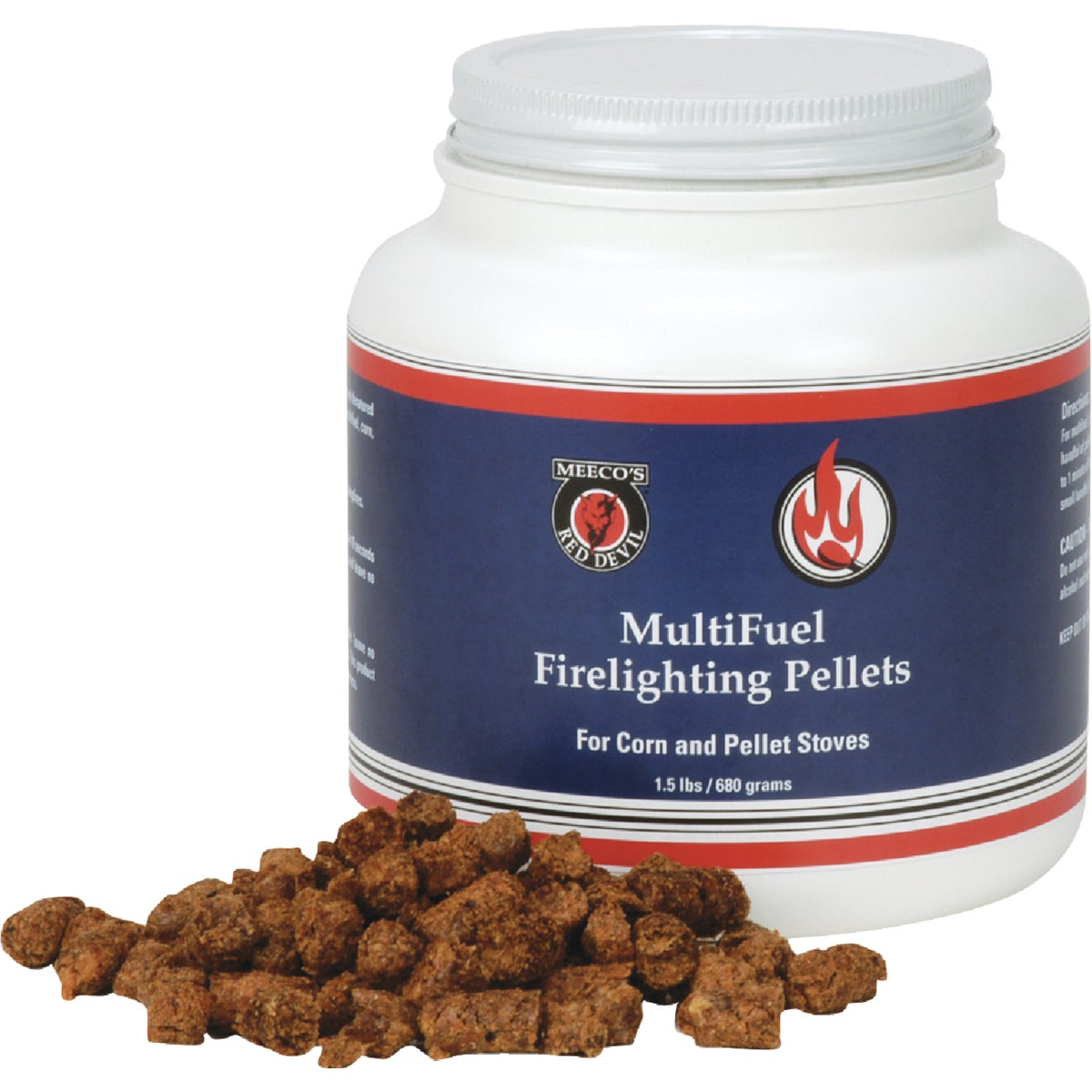INSTANT FIRE PELLETS - 417 by Meeco Mfg