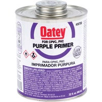 Oatey QUART PURPLE PRIMER 30758