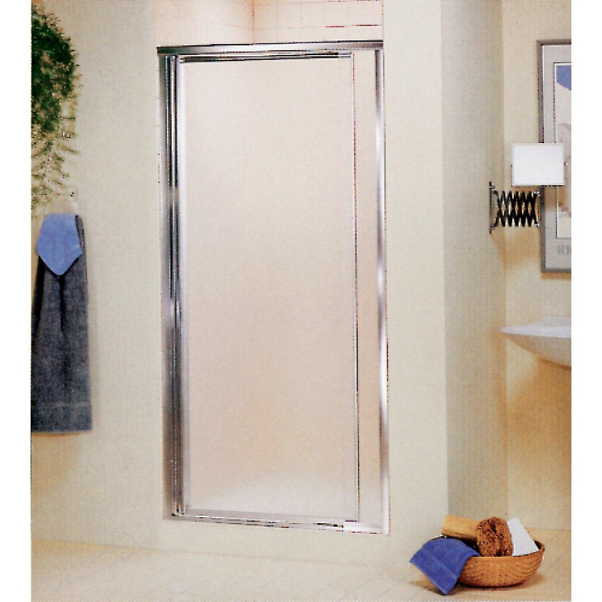 Sterling SILVER PIVOT SHOWER DOOR 1500D-31S