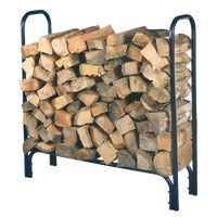 Do it Best Imports BLACK TUBE 4' LOG RACK FL0010CT