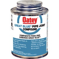 Oatey 4OZ PIPE COMPOUND 31261