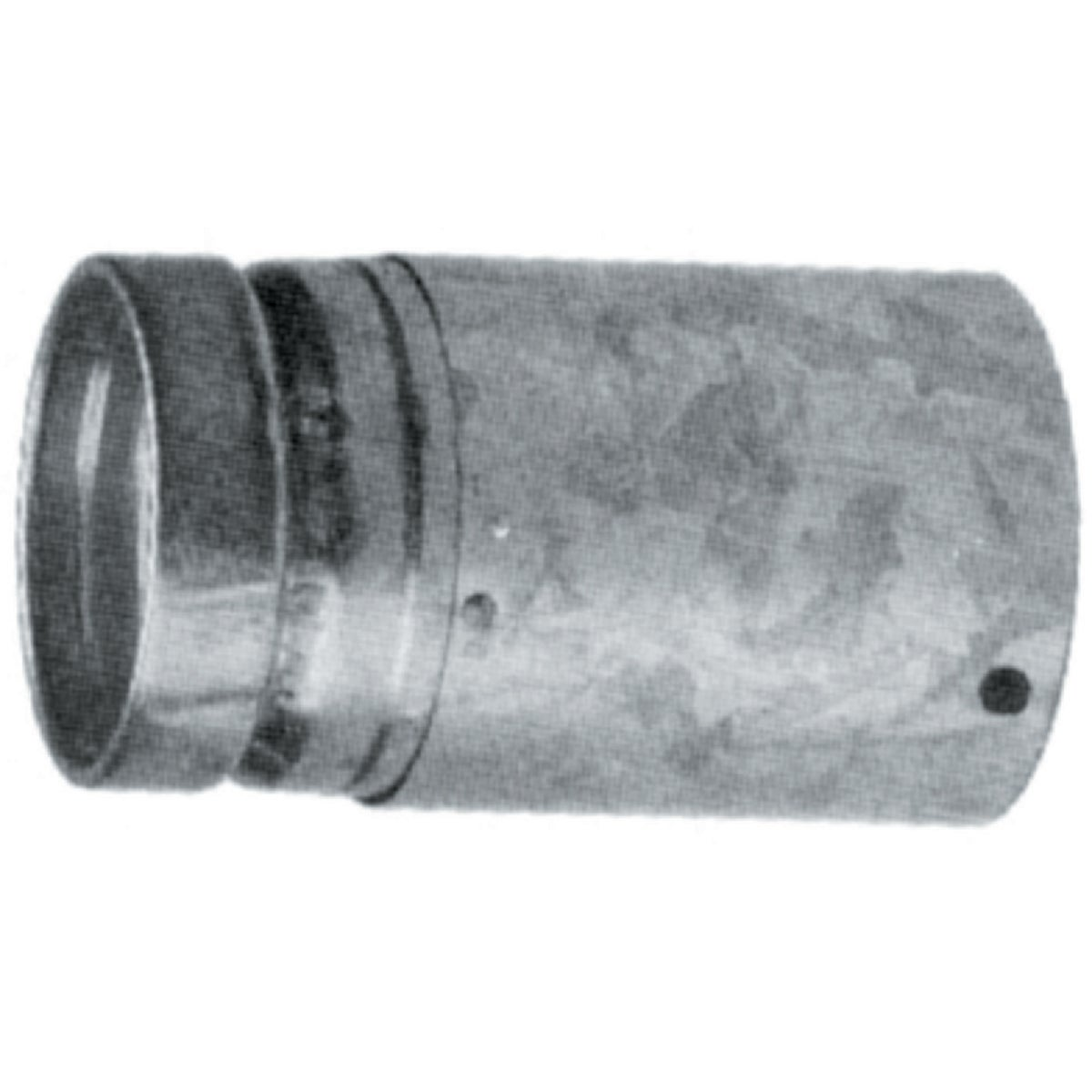 "4"" ADJ GAS VENT PIPE - 4RV-EZAJ18 by Selkirk Corporation"