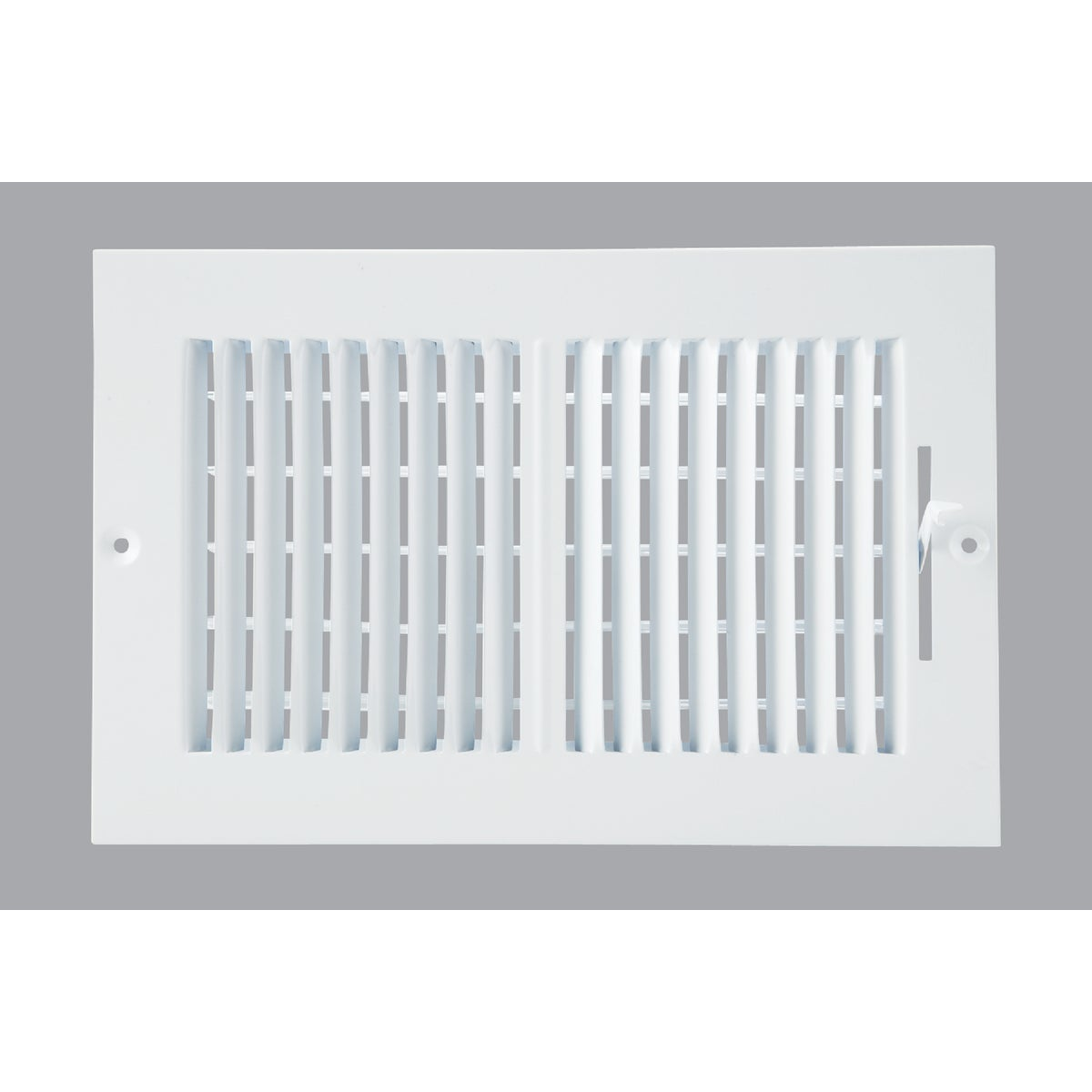 Home Impression 2-Way Wall Register, 2SW1006WH-B
