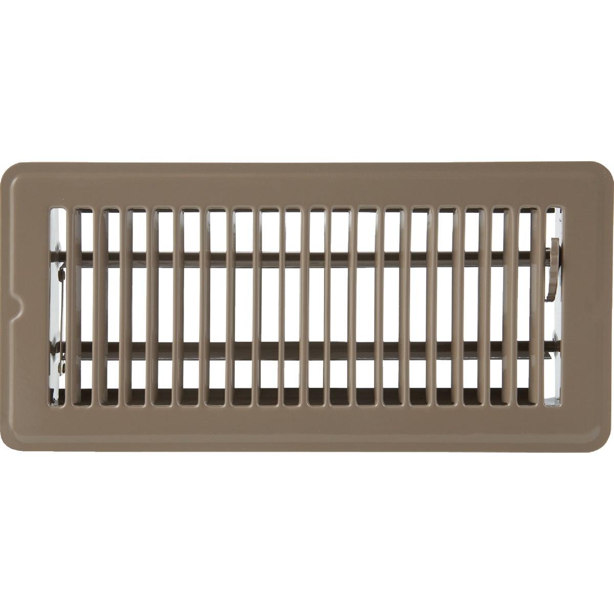 Floor & Baseboard Registers
