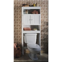 Zenith Country Cottage Over-the-Toilet Cabinet, 9119W