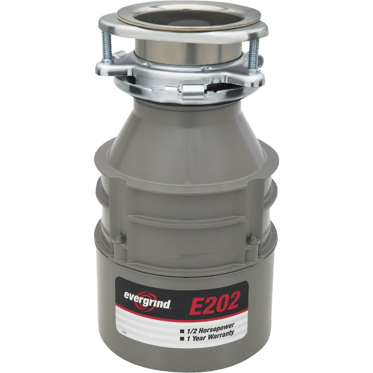 1/2HP DISPOSER - E202 by Insinkerator Evergrd