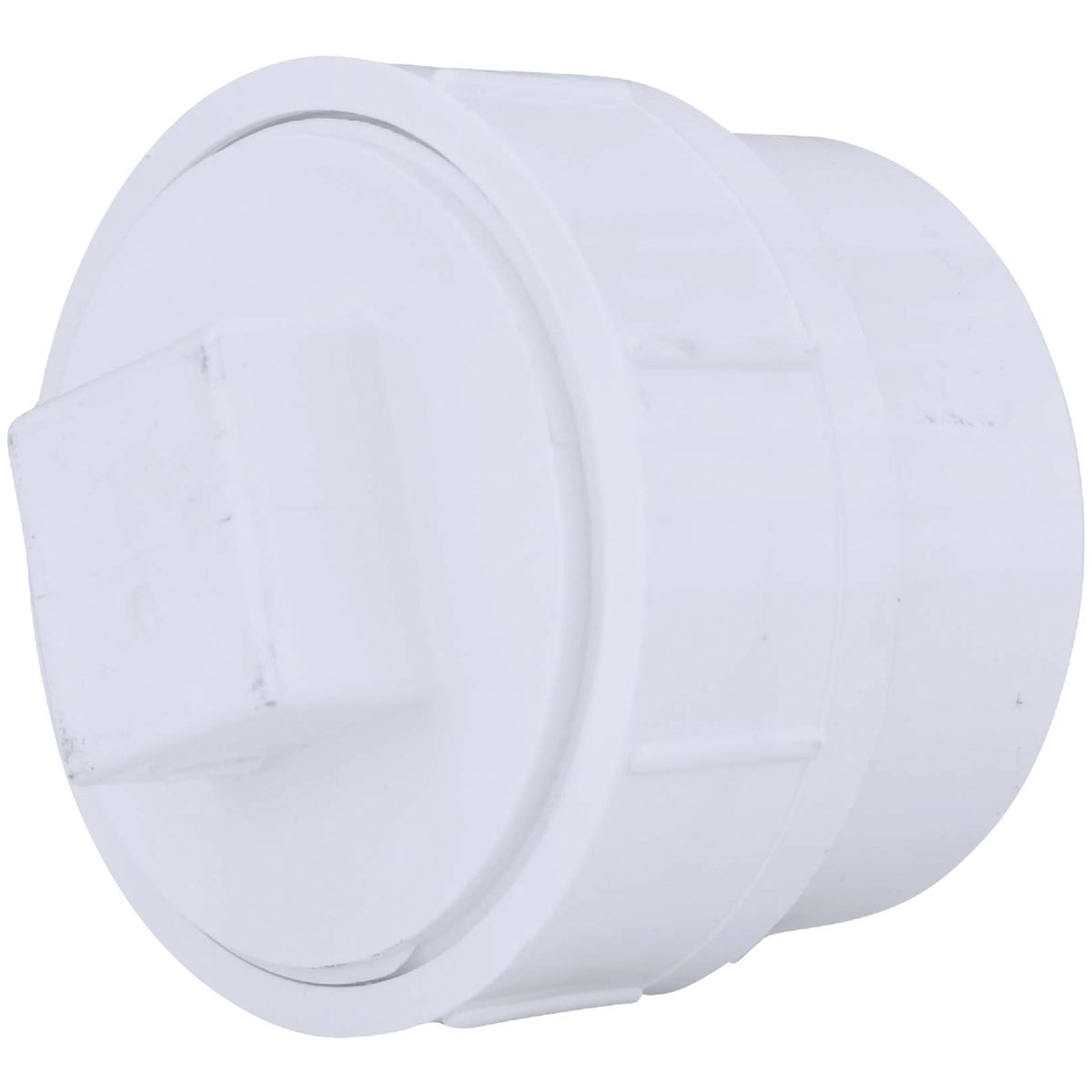 "4""PVC-DWV FITTING W/PLUG - 71640 by Genova Inc  Pvc Dwv"
