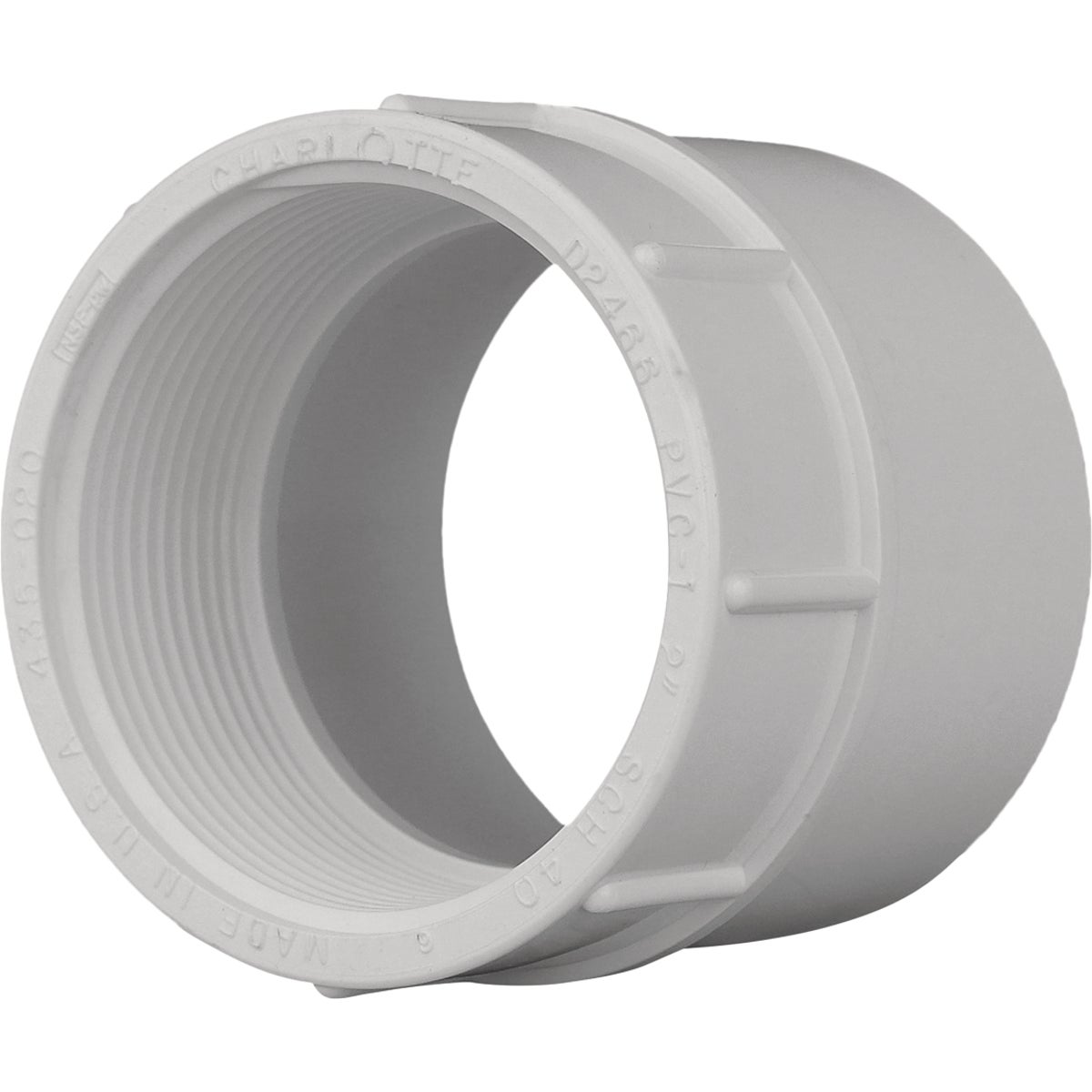 3/4X1/2 PVC SXF ADAPTER - 30375 by Genova Inc