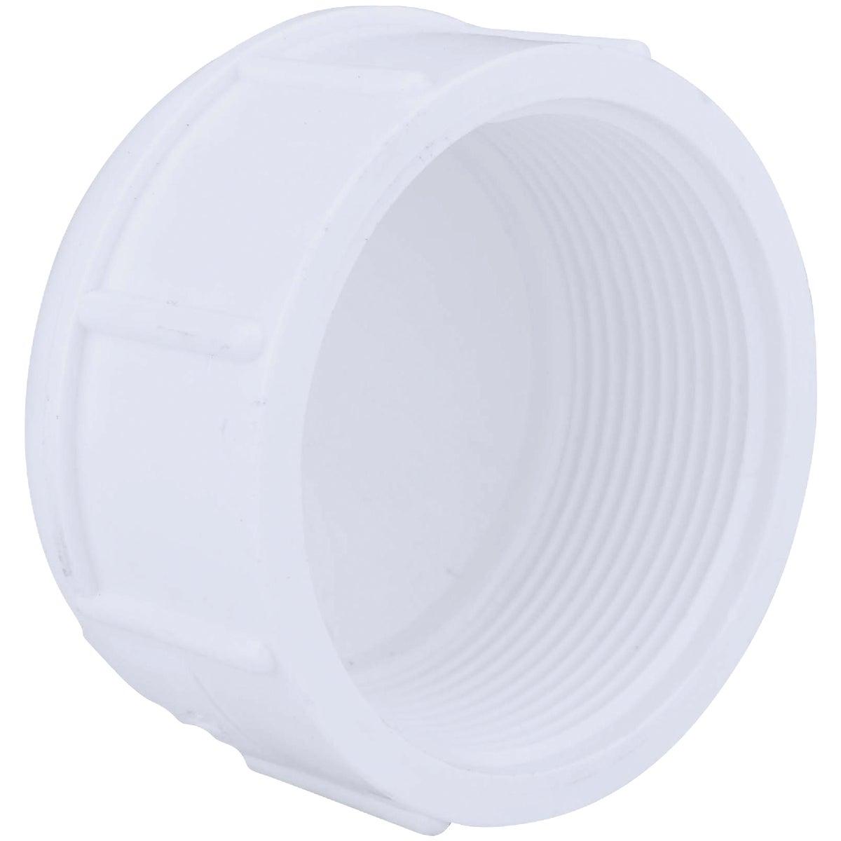 "2"" PVC SCH40 FIP CAP - 30162 by Genova Inc"