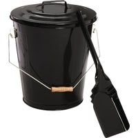 Imperial Mfg Group ASH CONTAINER & SHOVEL LT0160