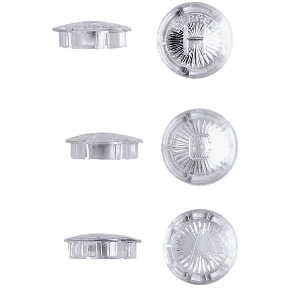 Danco 80674 Index Buttons for Gerber, Acrylic