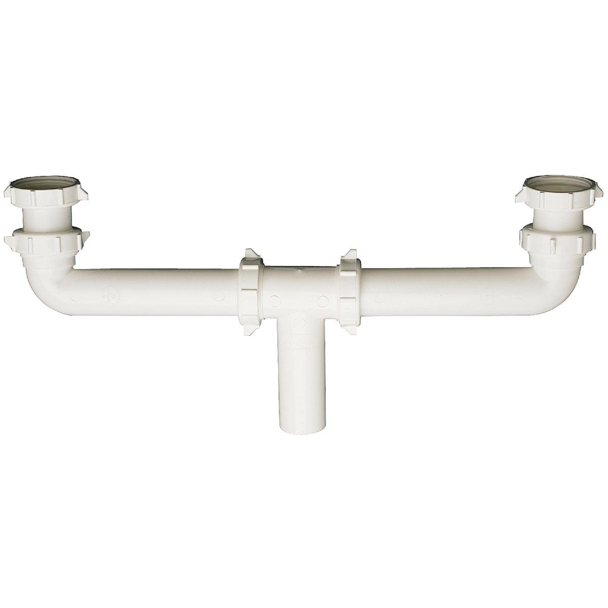 Plumb Pak/Keeney Mfg. 1-1/2X16 CTR OUTLT WASTE 415045