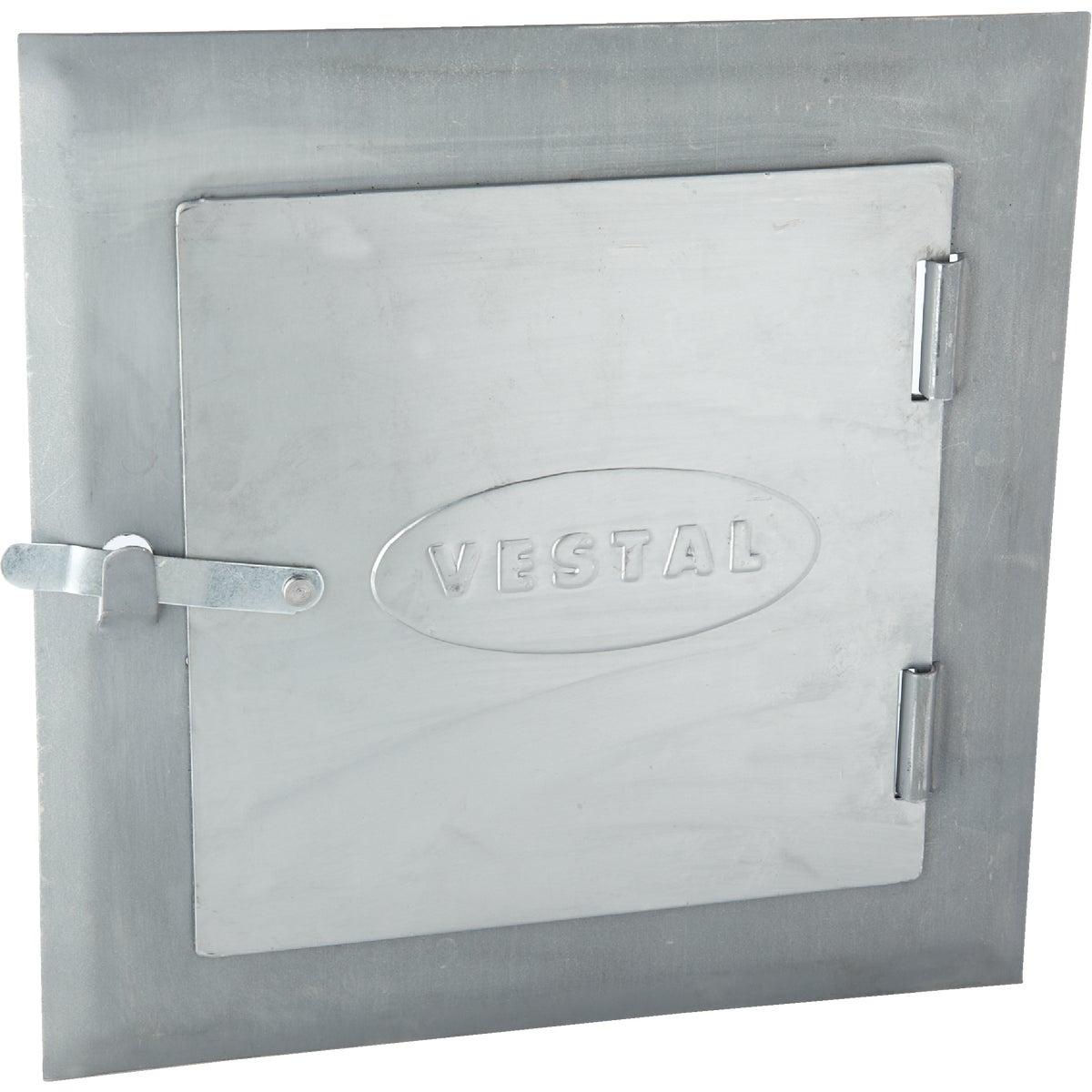 Hutch Mfg. 8X8 STEEL CLEAN OUT DOOR C088
