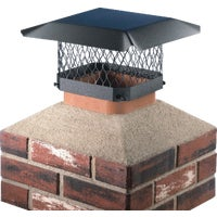 Hy-C Co. BLACK CHIMNEY COVER SC913