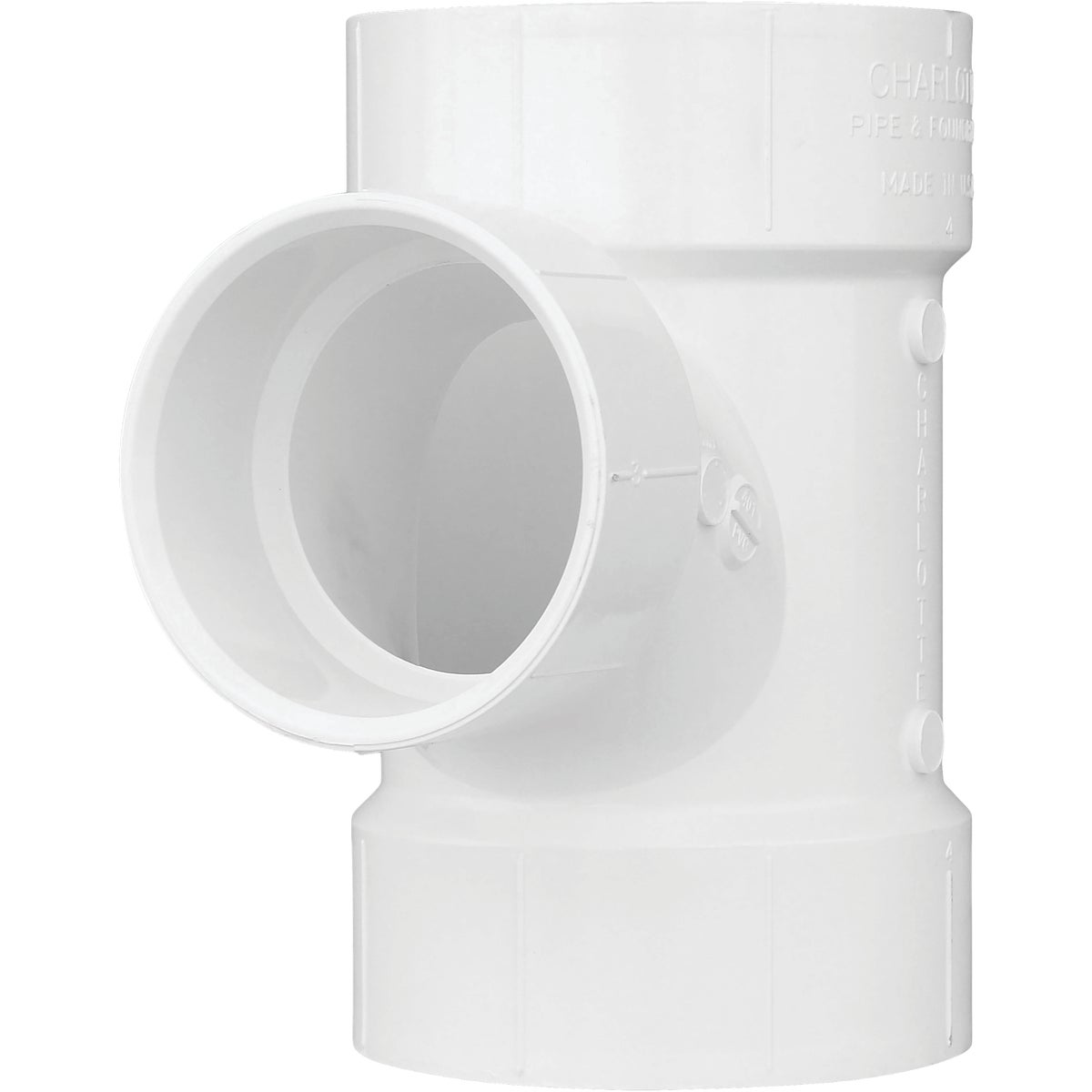 "3""X2"" SCH30 SANITARY TEE - 61132 by Genova Inc"