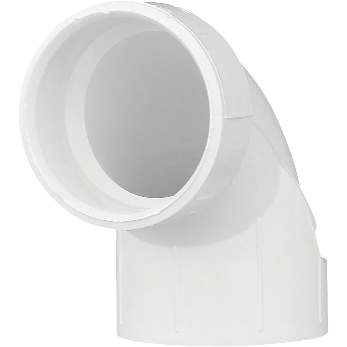 "1-1/2""90D DWV SANI ELBOW - 72815 by Genova Inc  Pvc Dwv"