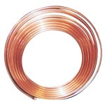 50' Refrigerator Copper Tubing