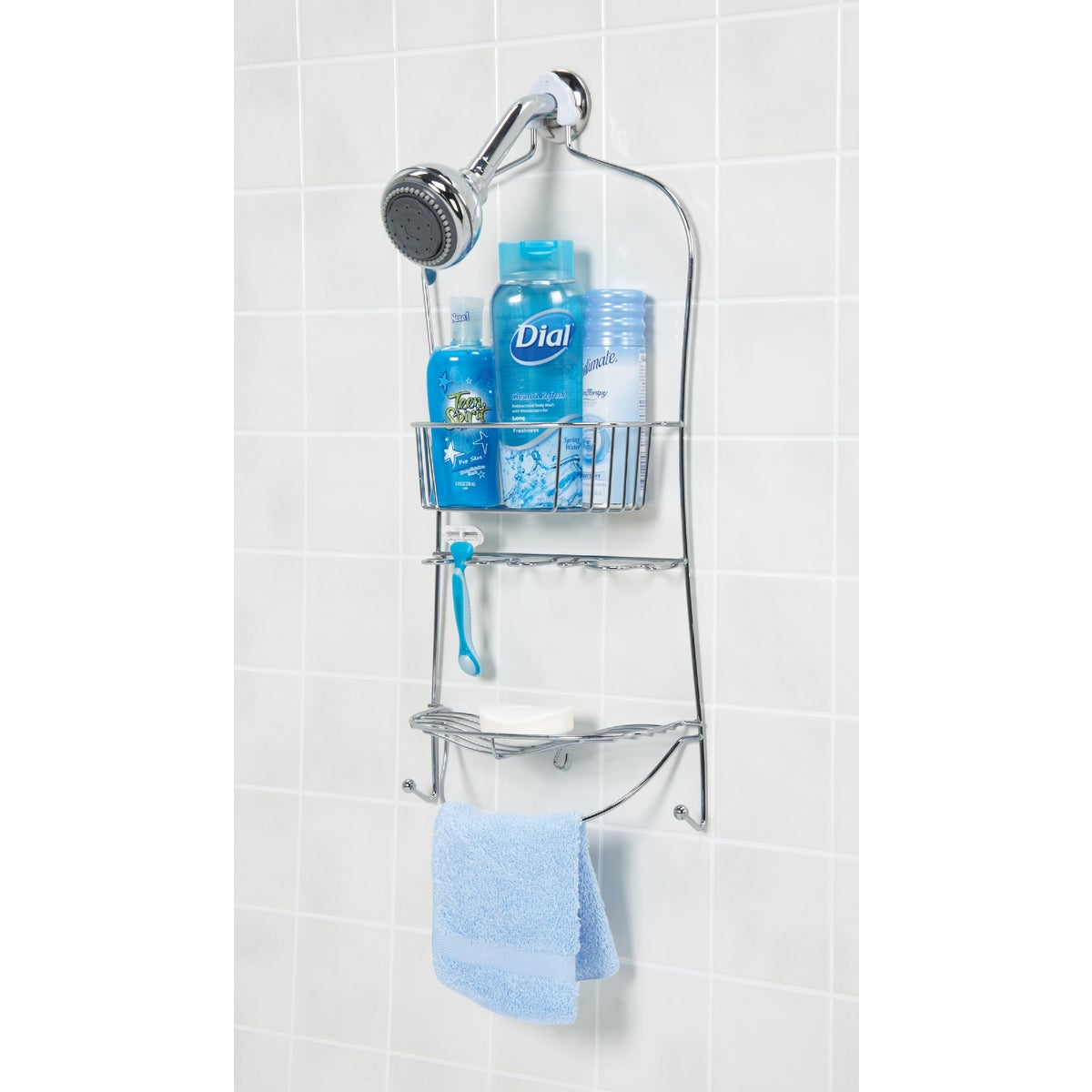 CHR DELUXE SHOWER CADDY
