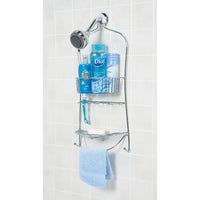 Zenith Prod. CHR DELUXE SHOWER CADDY 7602S