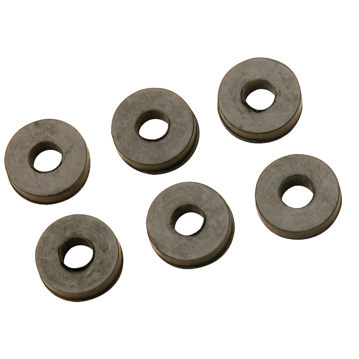 "6PK 1/4""L FLAT WASHER - 417249 by Plumb Pak/keeney Mfg"