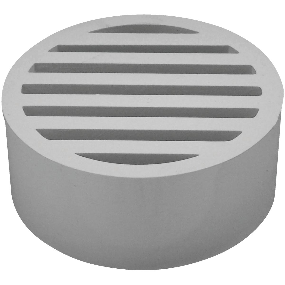 "4""PVC-DWV FLOOR STRAINER - 79240 by Genova Inc  Pvc Dwv"
